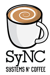 Systems 'n Coffee Logo