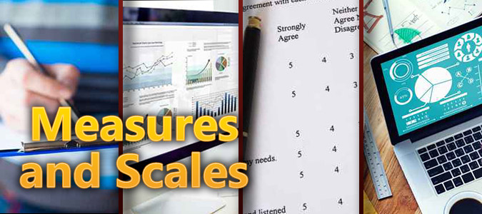 Measures and Scales