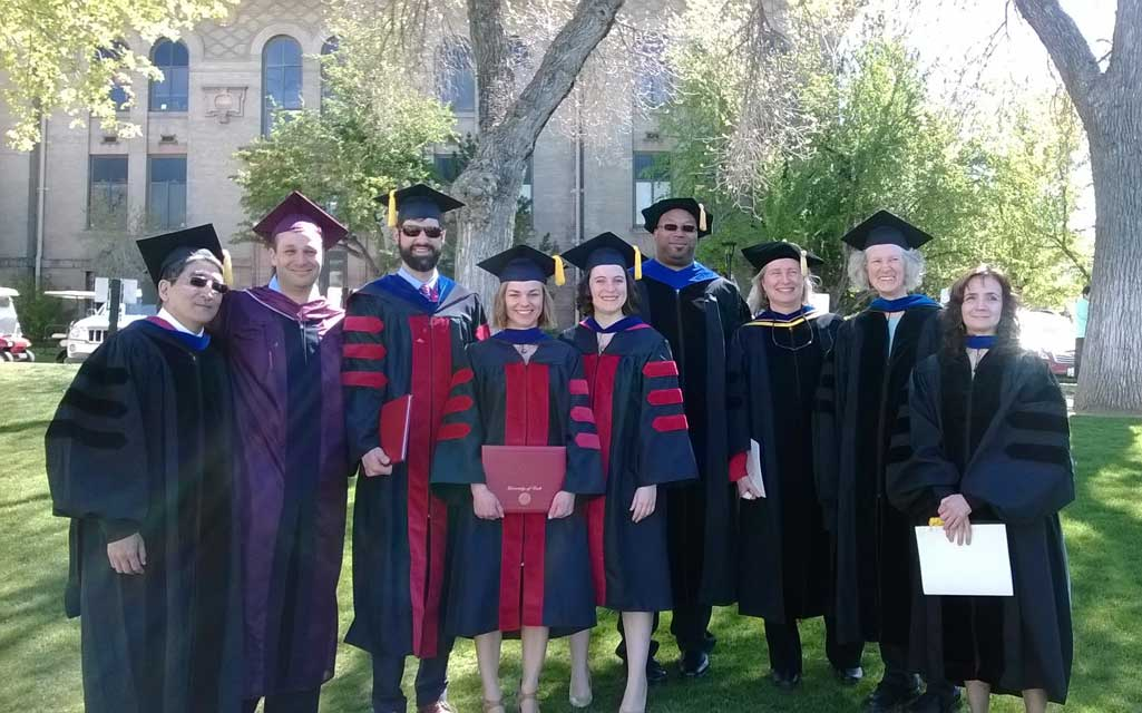 social faculty graduate students